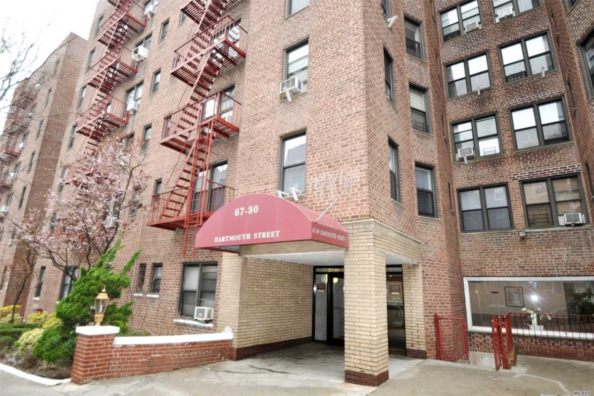 in Forest Hills - Dartmouth Street  Queens, NY 11375